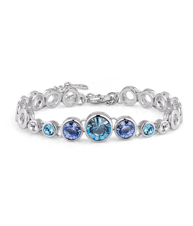 Nevi Blue Elegant Designer Bracelet