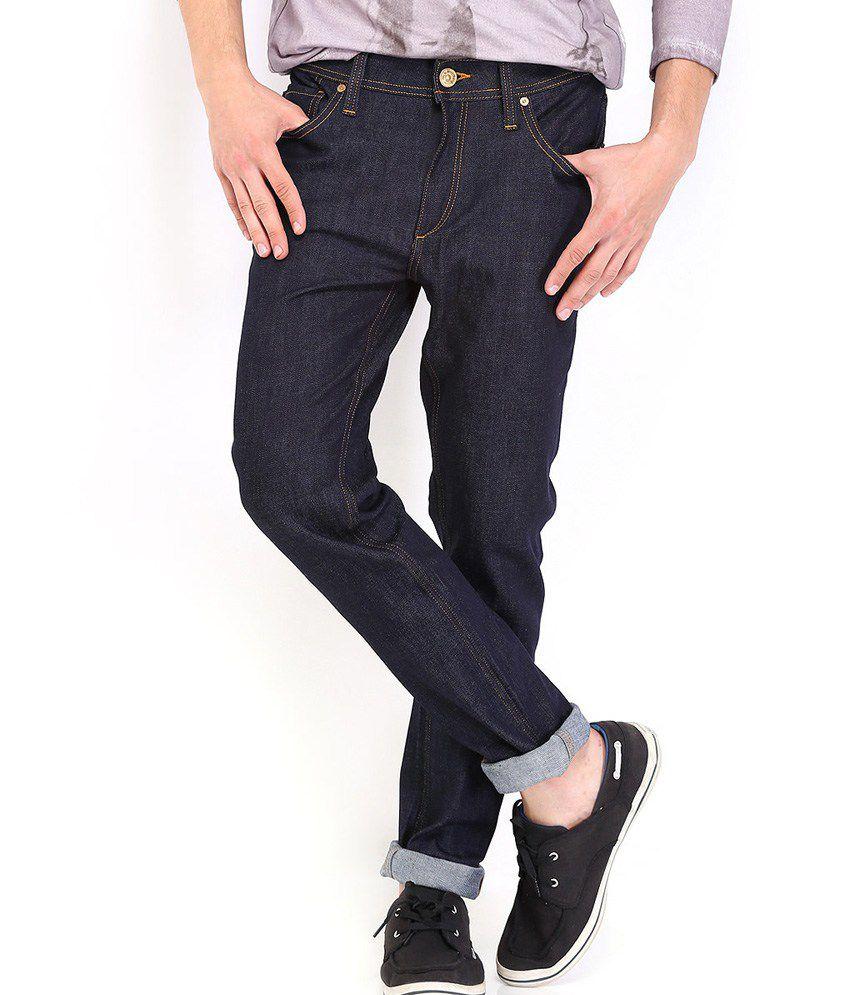 Jack & Jones Ben Black Skinny Fit Jeans
