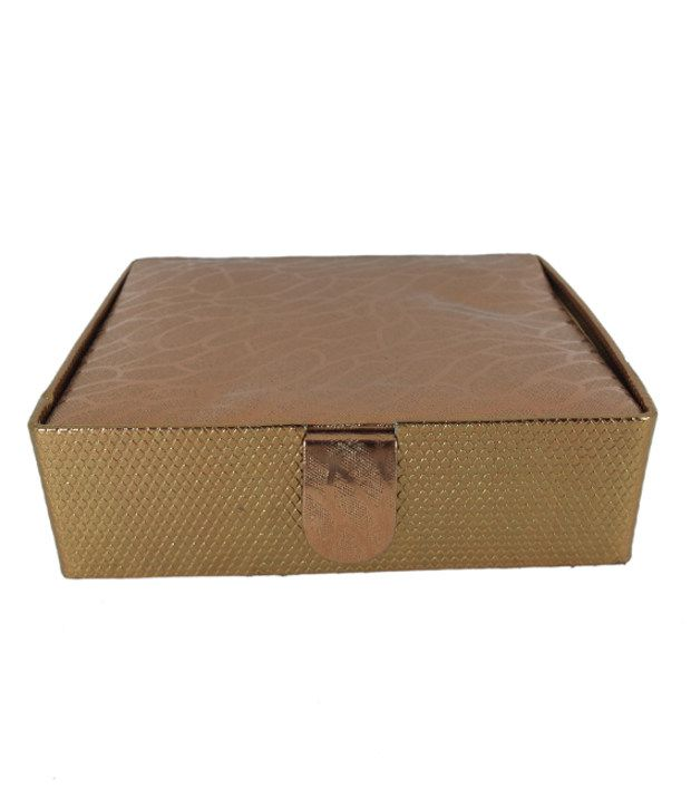 Golden Collections Exquisite Jewellery Box