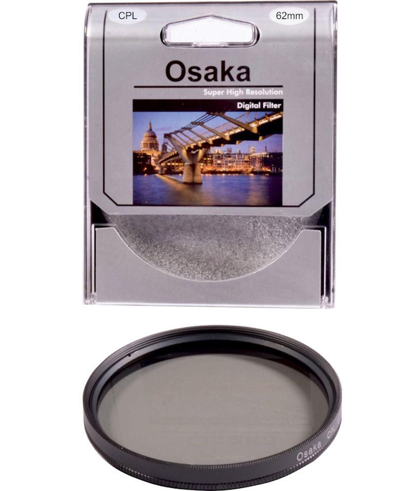 Osaka 62mm CPL Circular Polarizer Filter
