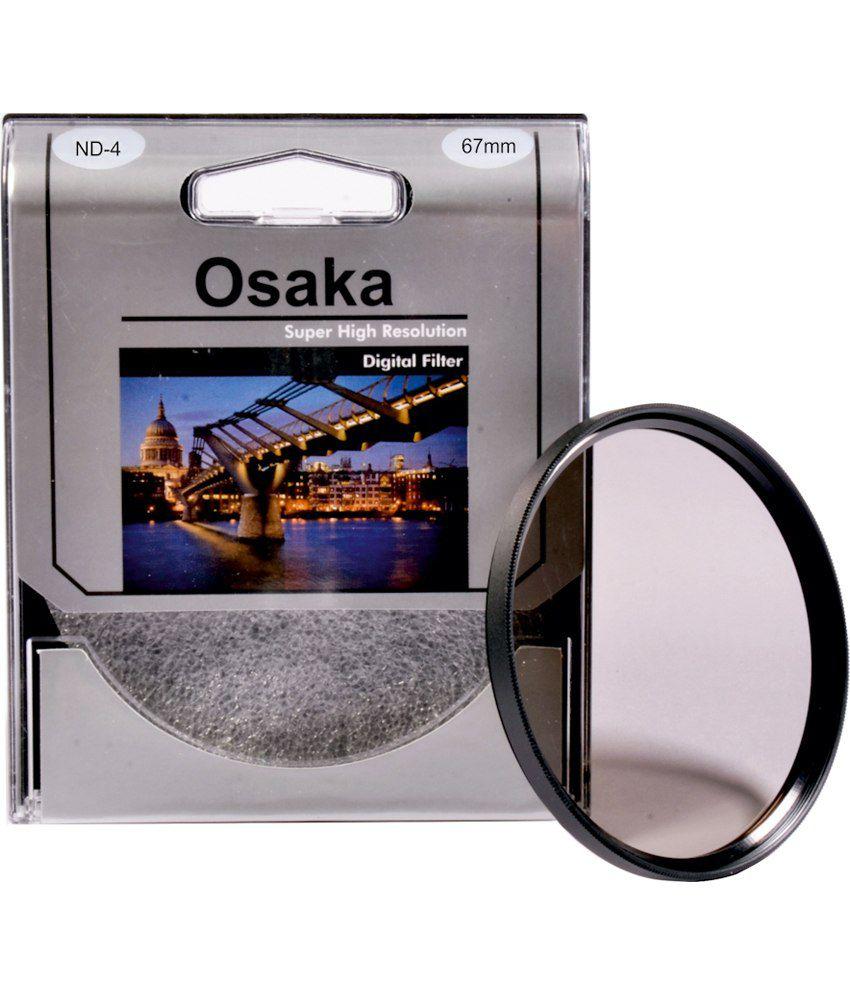 Osaka 67mm ND4 Neutral Density Filter
