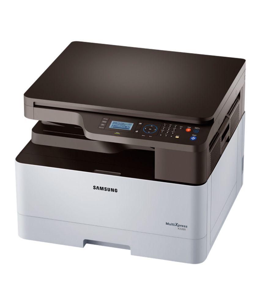 Samsung MultiXpress K2200 Laserjet All-in-one Printer