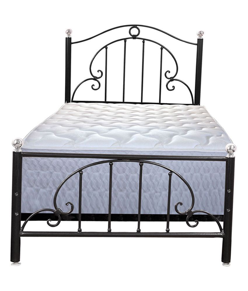 J K Furniture Wrought Iron Single Bed Buy J K Furniture