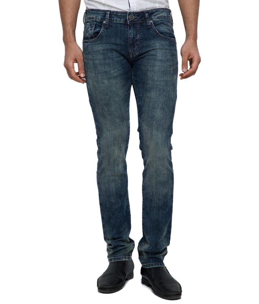 Jadeblue Blue Slim Fit Jeans