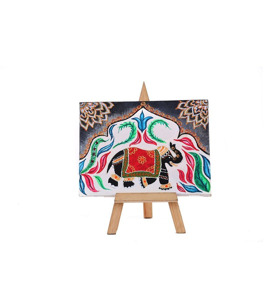 Rang Rage Royal Mini Easel Royal Touch Painting