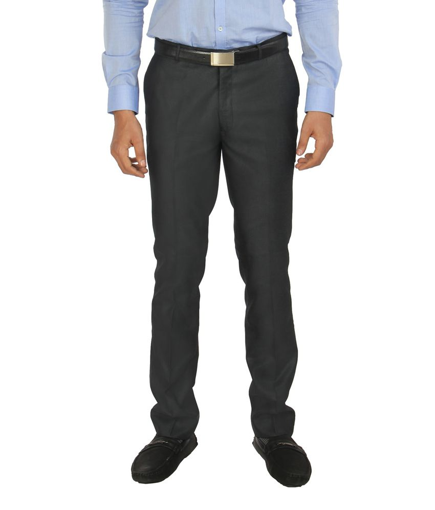 Zido Men's Formal Trouser