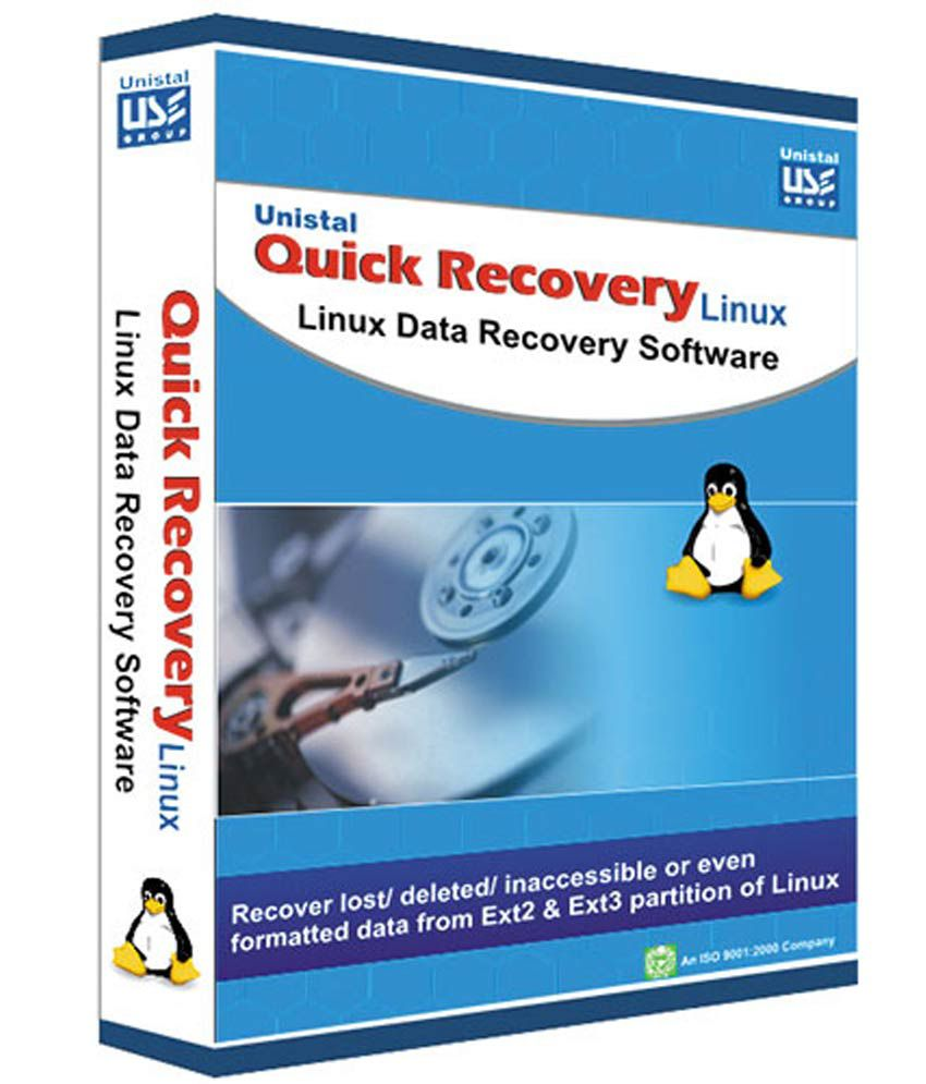 Unistal Quick Recovery For Linux ( DVD )