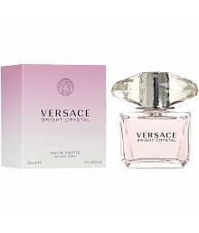 Versace Bright Crystal Women's Perfume EDT 90Ml