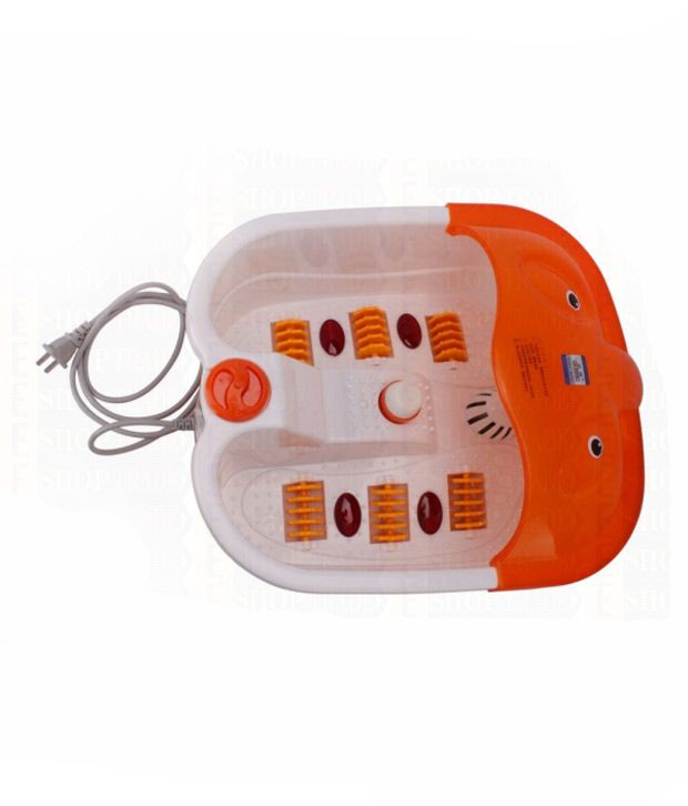 Imported Multifunction Foot Bath Massager With Infared Foot Spa ...