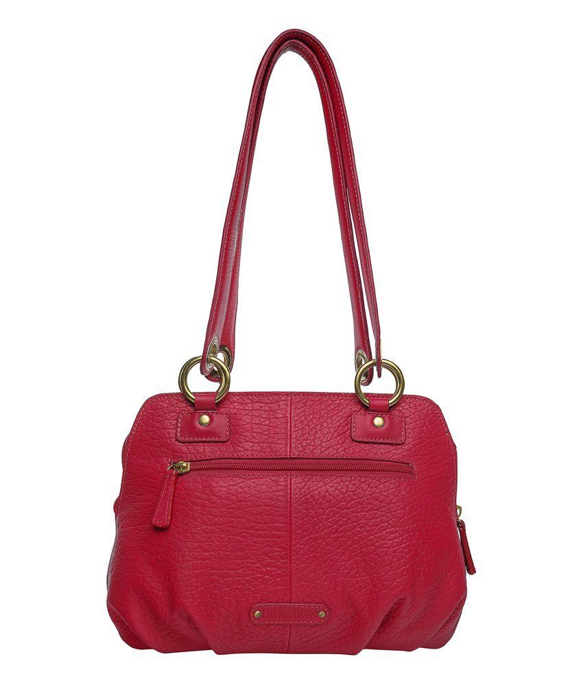 Hidesign CARINA 01 Pink Bag