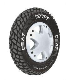 Ceat - Two Wheeler Tyre - Gripp - 90/100-10 (tubetype)