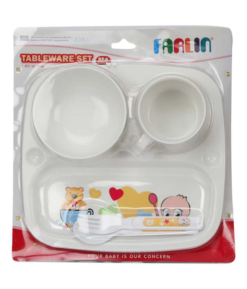 Farlin Feeding Set