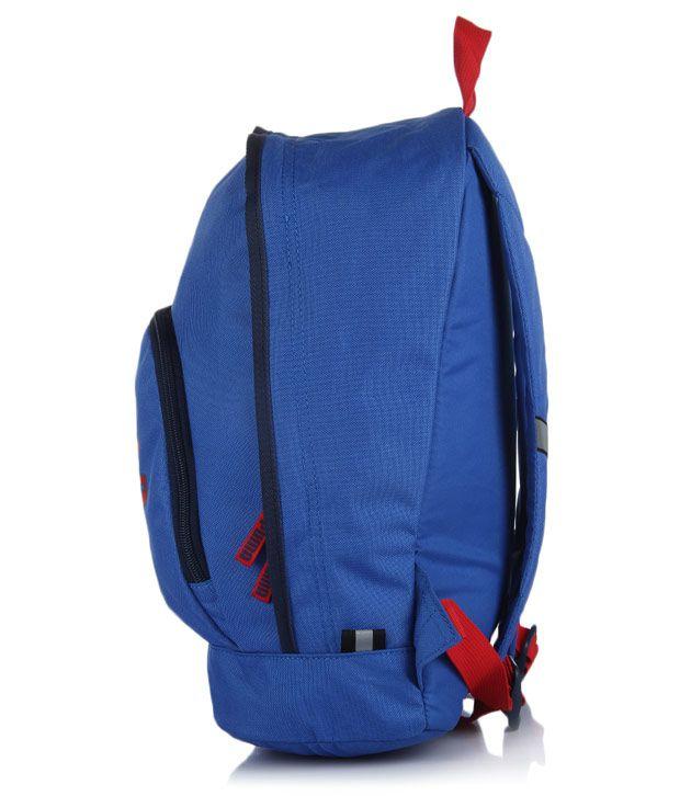 c14e277eb05 Puma Nautical Blue Kids Backpack Puma Nautical Blue Kids Backpack ...