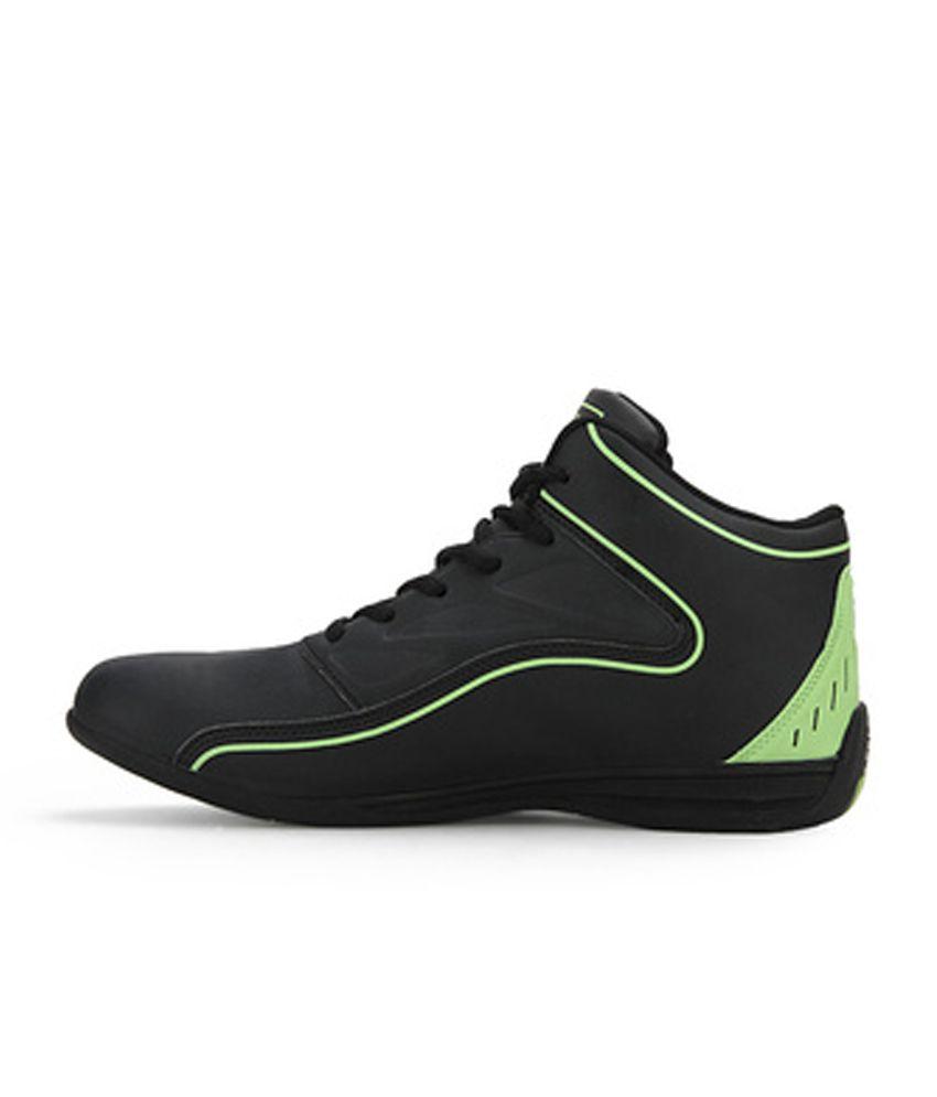 Fila Leedo Black Sports Shoes