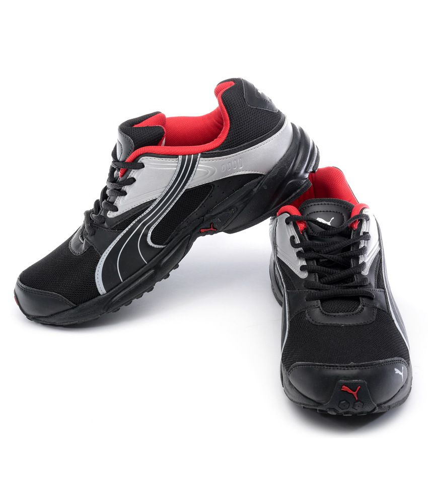 Puma Black And Red Sport Shoes - Buy Puma Black And Red Sport Shoes ... ff3b20cf4