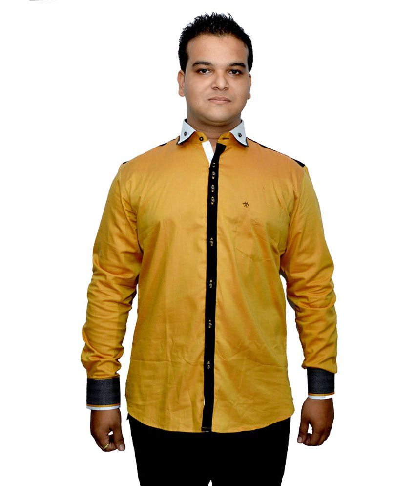 shirt made of gold in india