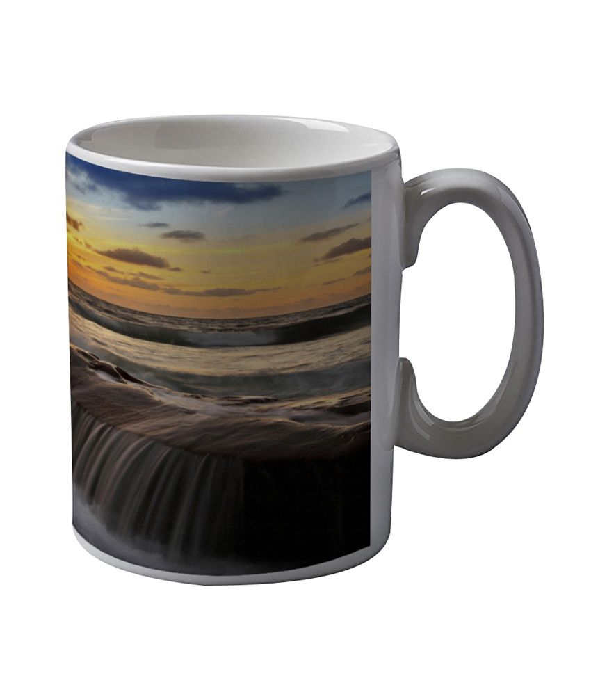Artifa Beautiful Waterfall Coffee Mug Buy Online At Best