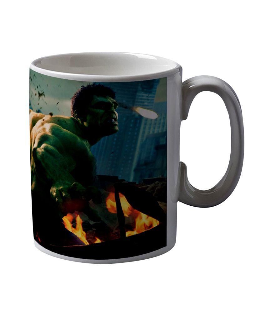 Artifa Hulk Coffee Mug