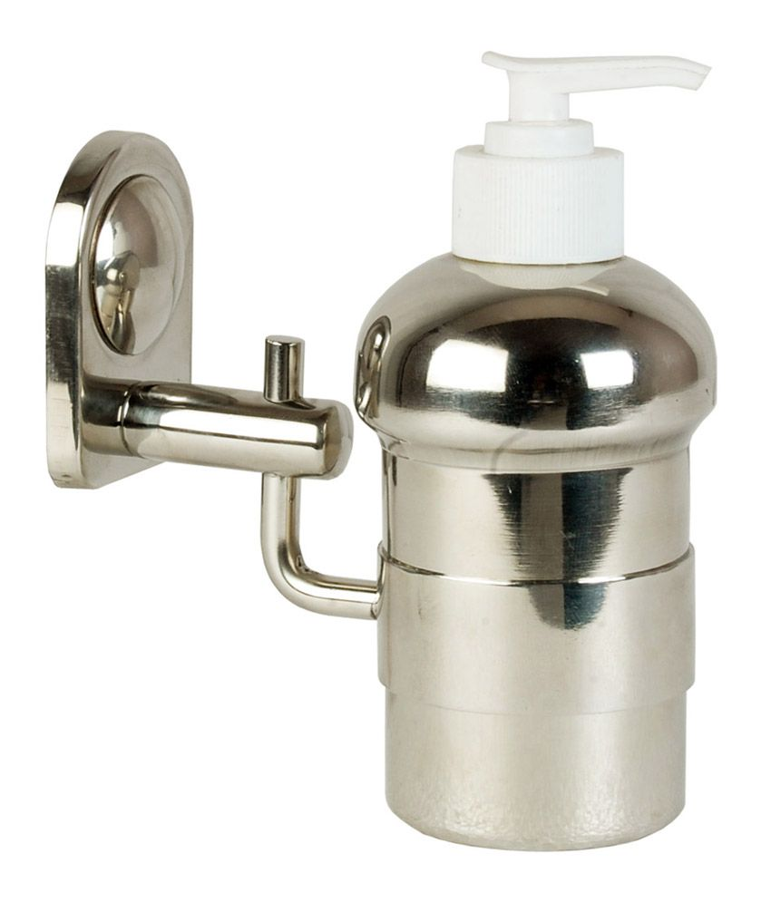 Buy Doyours Liquid Soap Dispenser Stainless Steel Stand Bottle