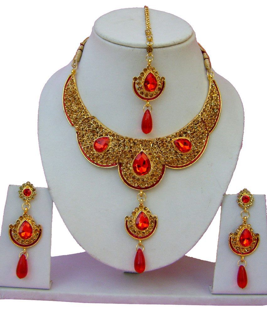 Narbh India Wedding Jewellery Set - Buy Narbh India Wedding ...