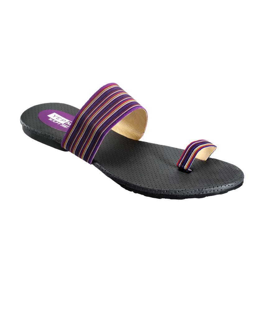 Yepme Purple Flat