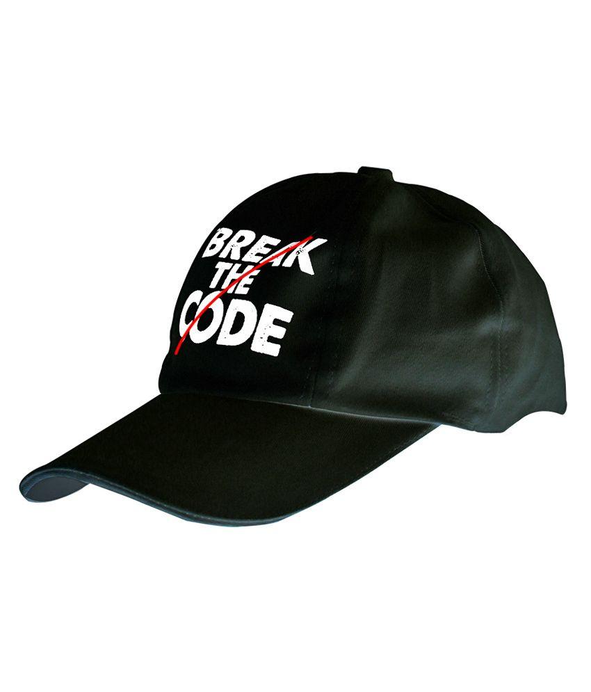 Iptl Premium Cap - Black