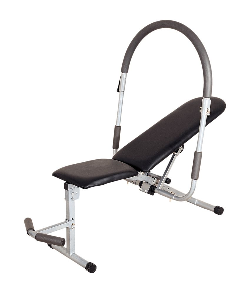 Novafit Abdominal Pro X Ab Toner Bench Machine 200 Buy Online At Best Price On Snapdeal