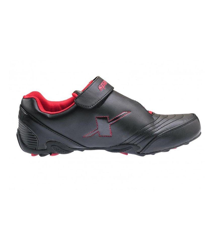 sparx black lifestyle sport shoes style guru fashion