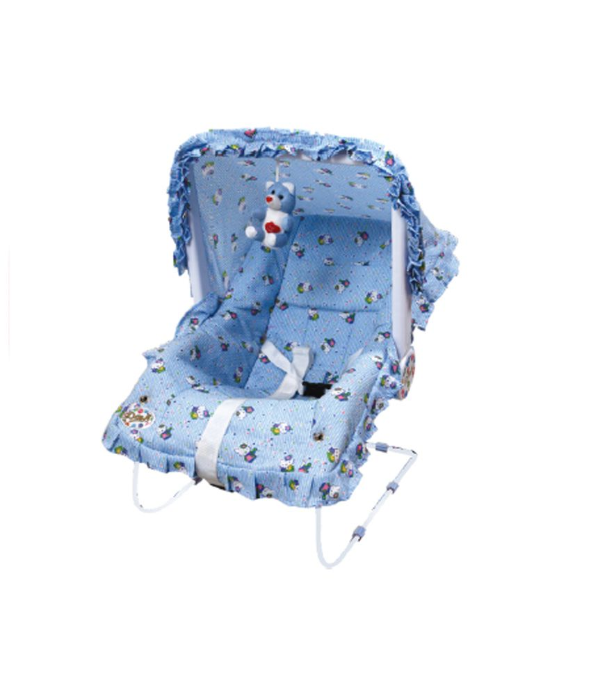 Dash Blue Baby Carry Cot