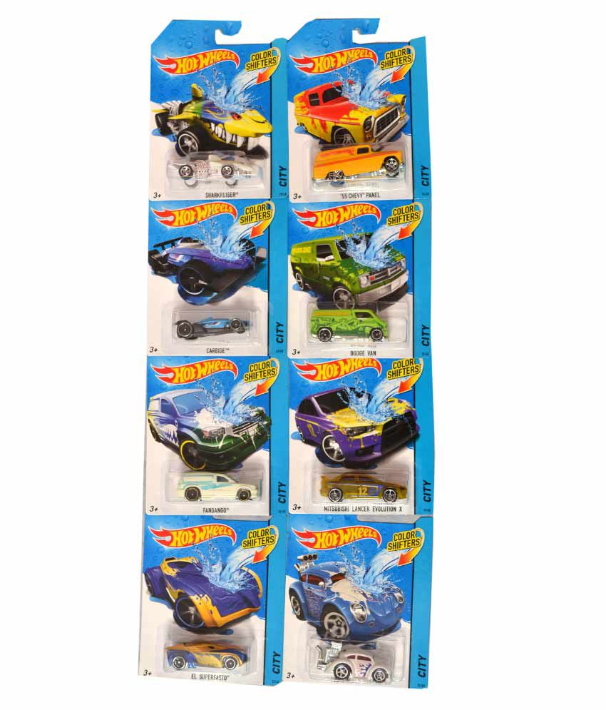 hot wheels color shifter 8 models cars asst buy hot wheels color rh snapdeal com