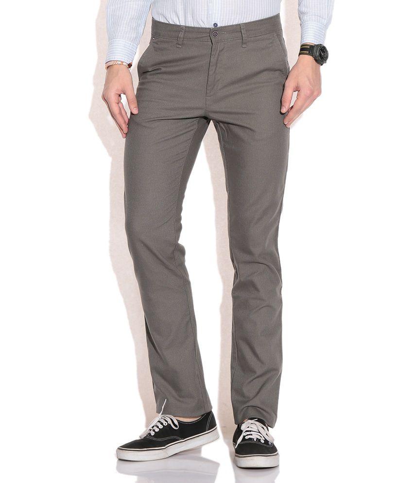 Cherokee Brown Trouser