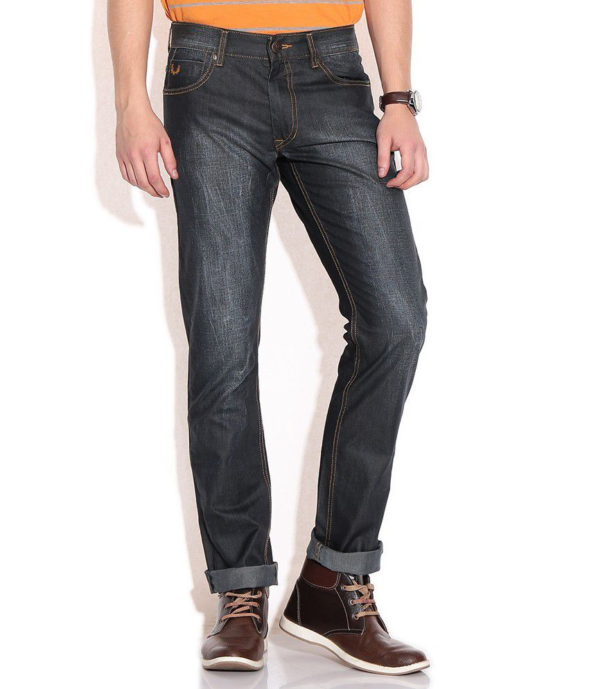 Colt Black Jeans