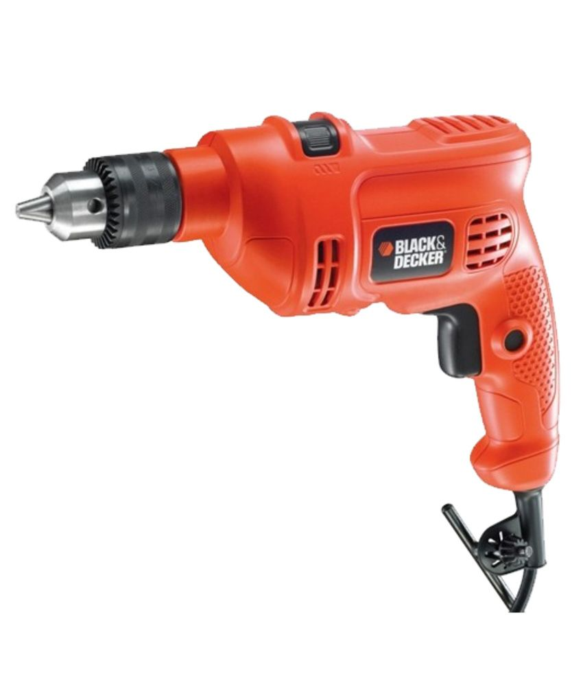 Black & Decker 500W VSR Hammer Drill KR504RE