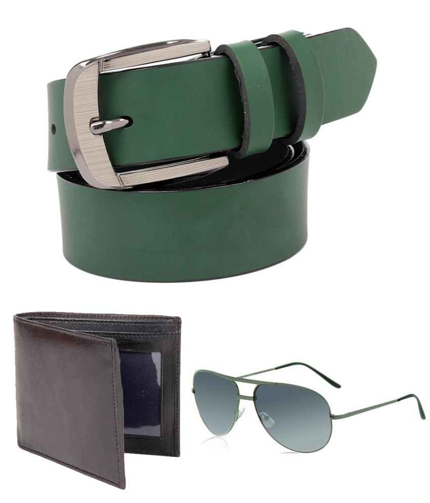 Rpb Green Men's Belt