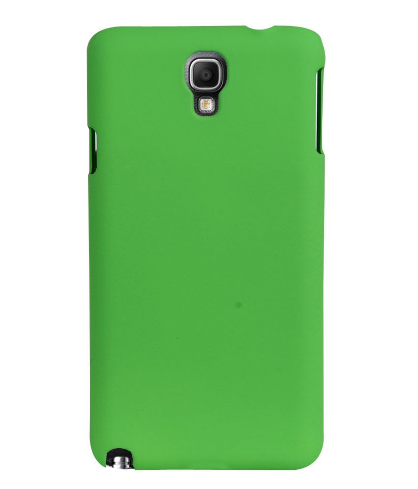 new style a5573 2ae80 Axes Back Cover For Samsung Galaxy Note 3 Neo Sm-n7501 - Green
