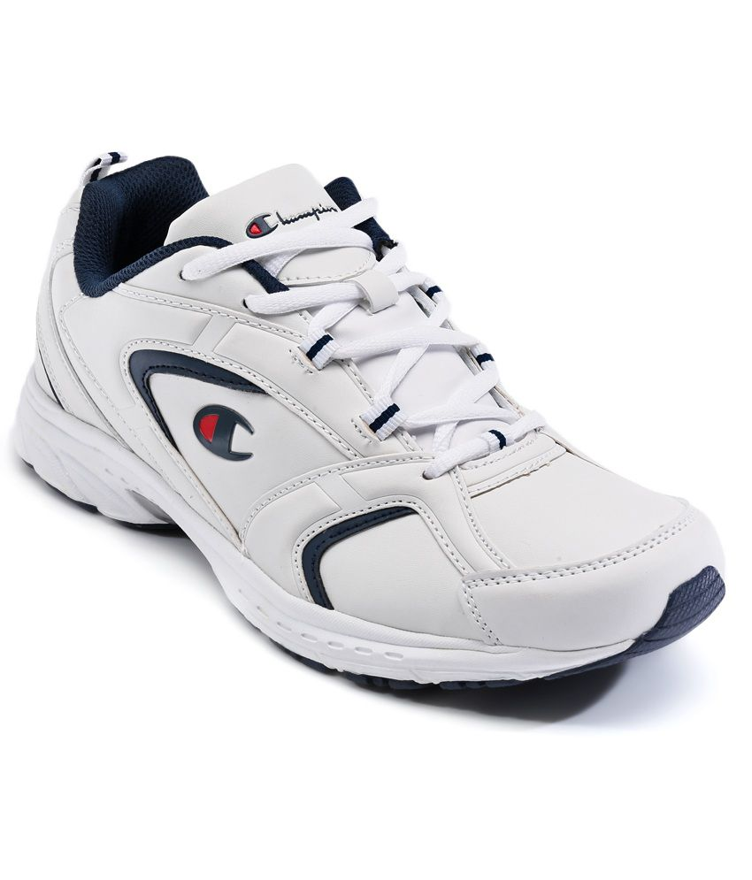 a8f8aefd8 Champion White Sport Shoes - Buy Champion White Sport Shoes Online at Best  Prices in India on Snapdeal