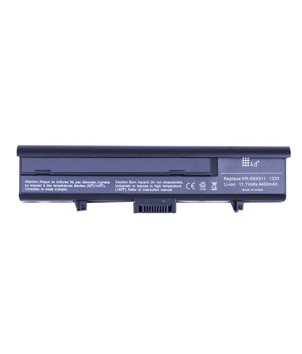4d Dell Inspiron Nx511 6 Cell Laptop Battery