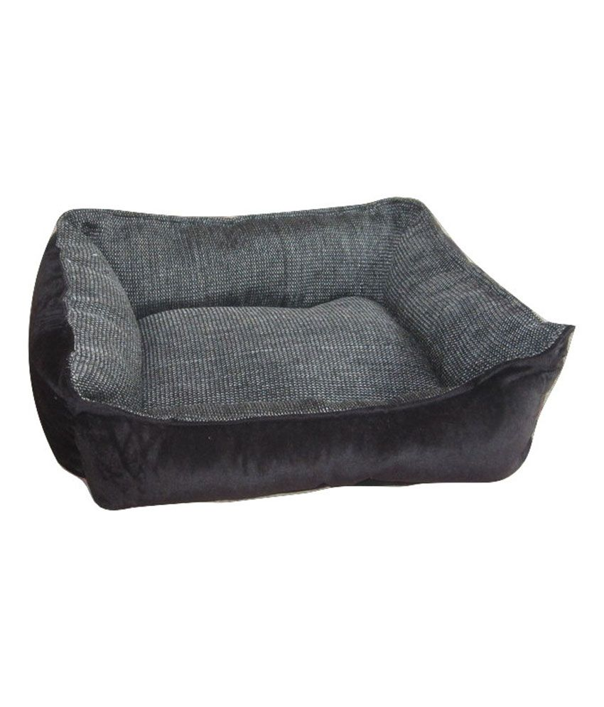 Upto 50% Off On Pets Accessories By Snapdeal | Jerrys Reversible Hq Ultra Soft Dual Velvet Bed For Dog And Cat - Large @ Rs.1,653