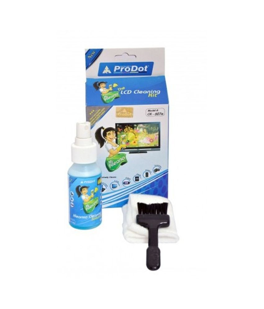Prodot Lcd Cleaning Kit Ck-607e