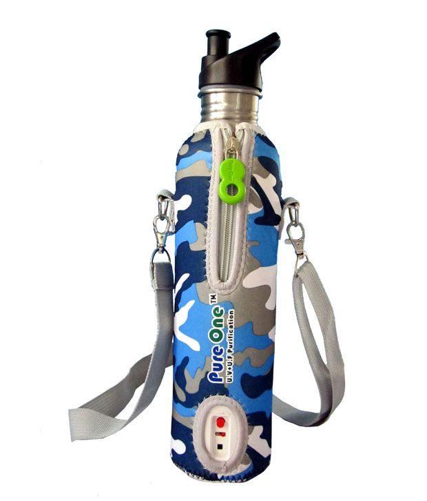 PureOne Personal Portable Water Purifier  (U.V+U.F)