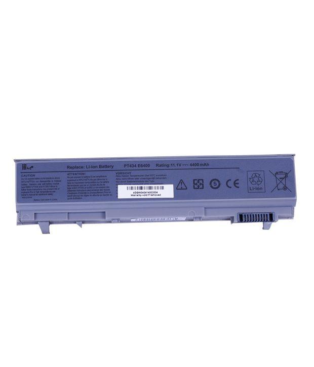 4d Dell Latitude E6410 6 Cell Laptop Battery