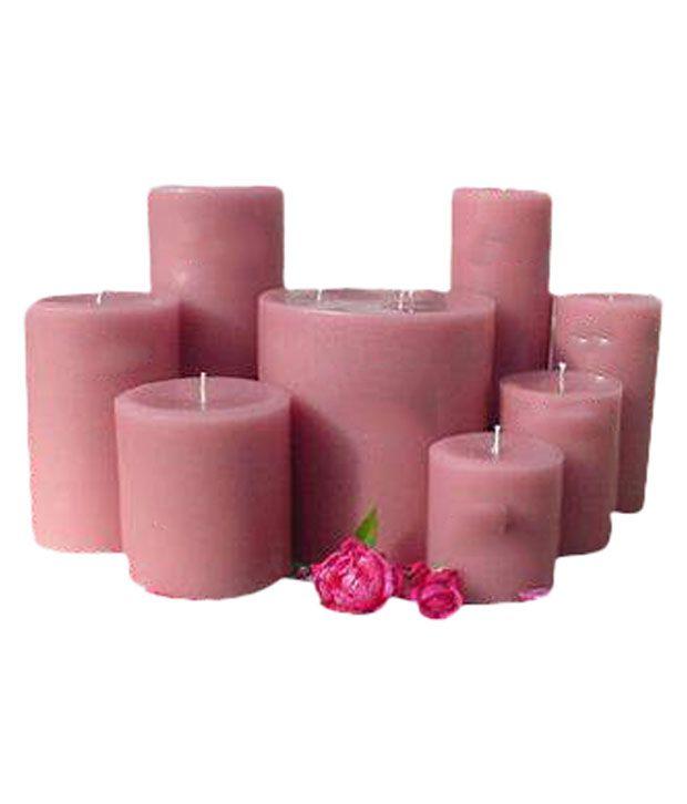 Deepak decorative wax candles buy deepak decorative wax for Decoration wax