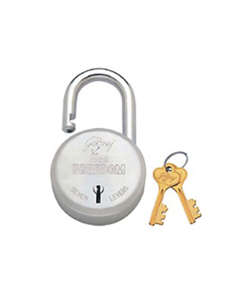 Buy Godrej 7665 Freedom 7 Lever Lock Online At Low Price