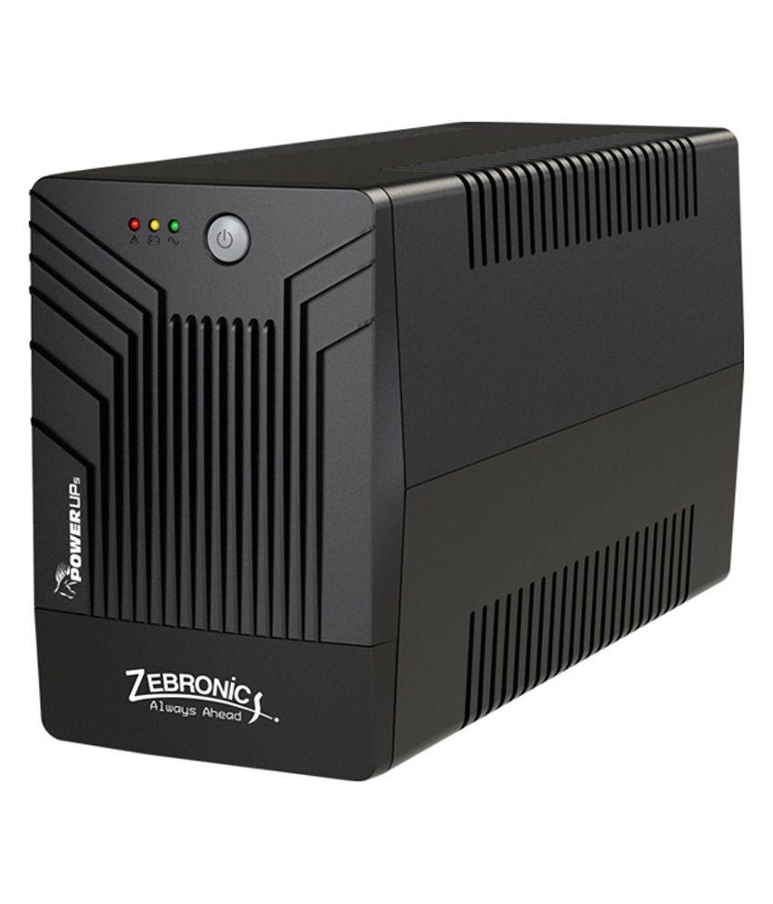 Zebronics ZEB-U1200 1000 VA UPS