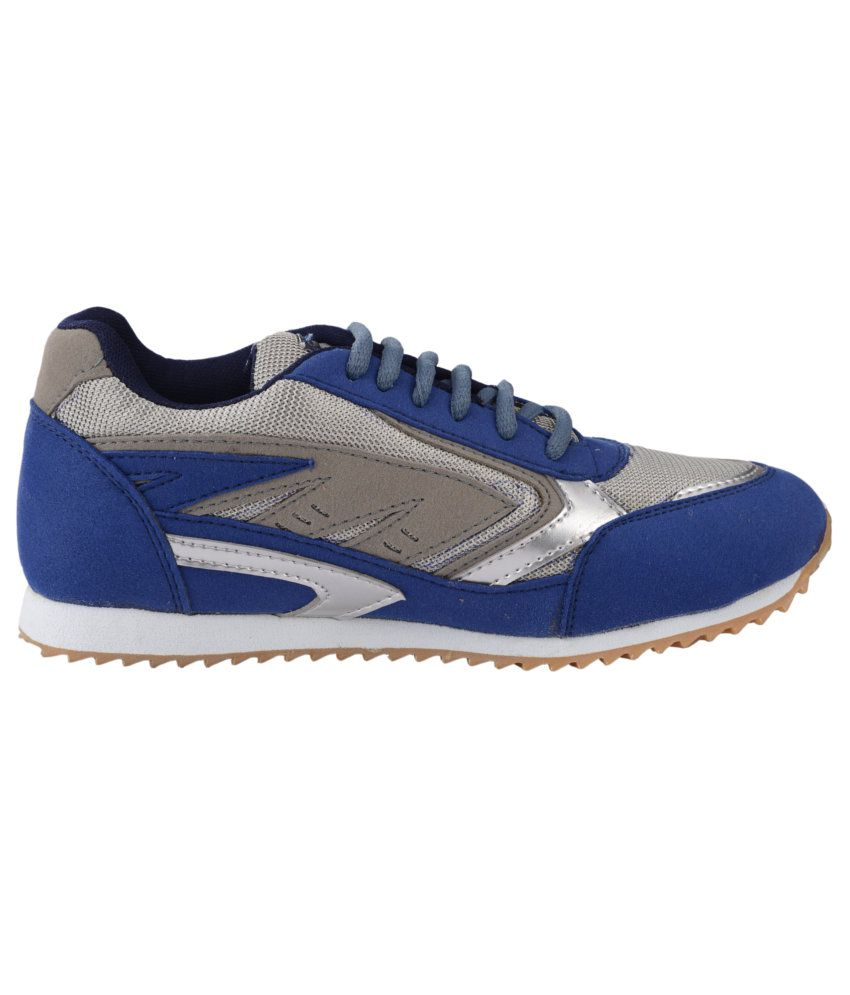 Elegant Soothe Shoes Blue Casual Shoes For Women Available At SnapDeal For Rs.349