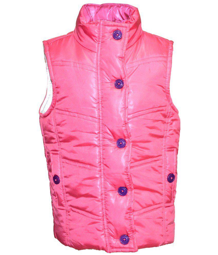 Via Italia Pink Jacket