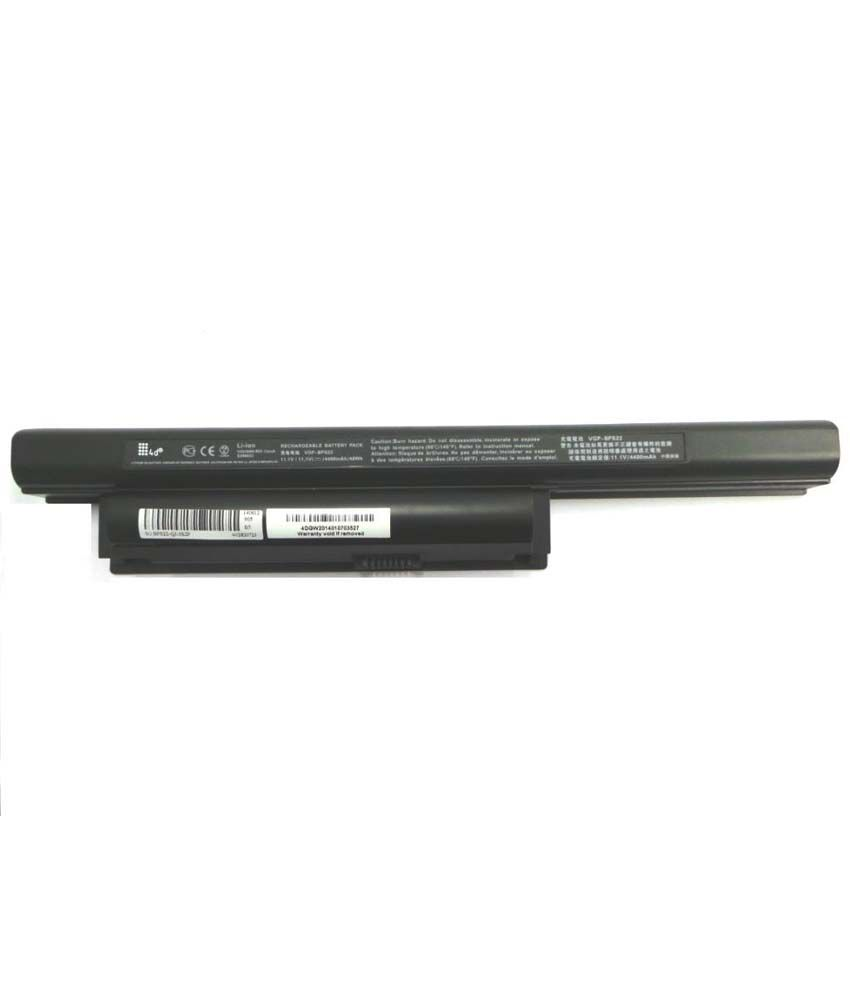 4d Sony Vaio Vpceb1hgx/bi 6 Cell 4400 Mah Laptop Battery
