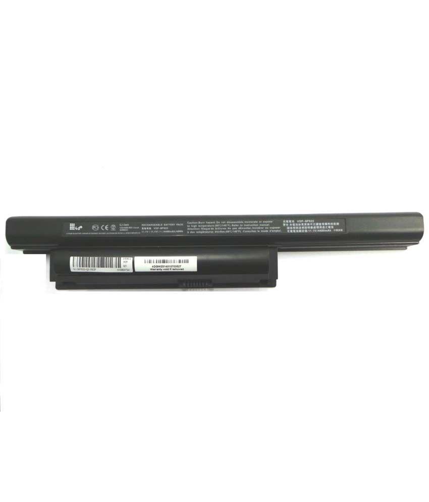 4d Sony Vaio Vpceb1nfx/p 6 Cell 4400 Mah Laptop Battery