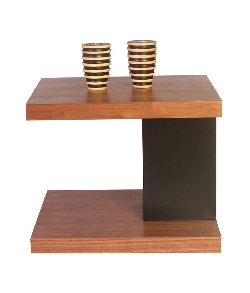 HomeTown Lara Side Table