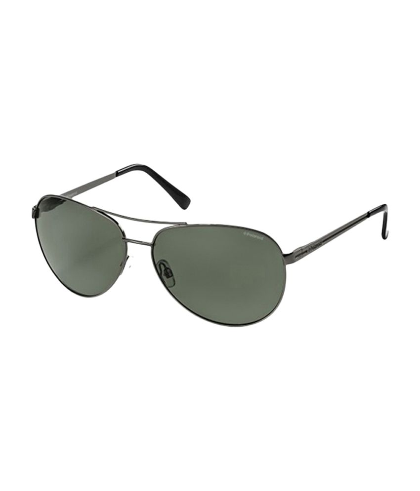 polaroid sunglasses price  Polaroid P-4400-B Medium Men Aviator Sunglasses - Buy Polaroid P ...